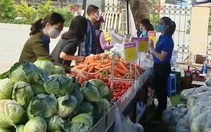 Bắc Giang kêu gọi các ban ngành hỗ trợ vùng dịch tiêu thụ nông sản