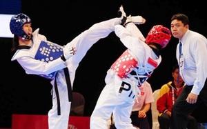 """""""Cô gái vàng"""" Taekwondo giành tấm vé thứ 9 dự Olympic Tokyo"""