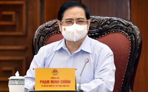 """Thủ tướng Phạm Minh Chính: Cương quyết xóa bỏ """"xin-cho"""" và chống tiêu cực"""
