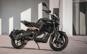 Voge ER-10 - mẫu mô tô điện có giá lên tới 185 triệu đồng