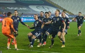 Đội hình Scotland dự EURO 2020: Niềm hy vọng trên vai Robertson - McTominay
