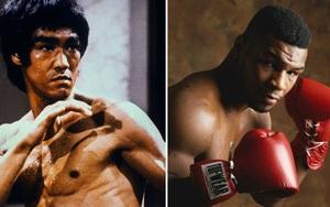 Lý Tiểu Long so tài Mike Tyson: Ai hơn ai?