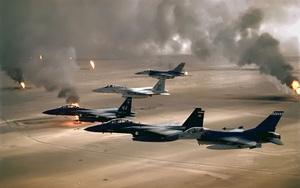 Những trận không chiến đầu tiên trong Chiến tranh vùng Vịnh