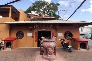 """Độc nhất vô nhị ngôi chùa không thờ Phật mà thờ """"bà Hỏa"""" giữa lòng thành phố Sóc Trăng"""