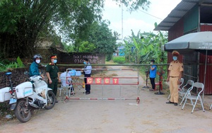 Thái Nguyên: Thêm 1 ca Covid-19 là công nhân KCN Quang Châu