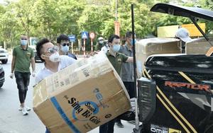 Tùng Dương tiếp tục kêu gọi được 460 triệu đồng ủng hộ Bắc Giang, Bắc Ninh chống dịch
