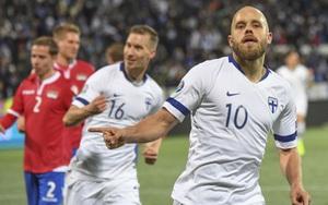 Đội hình Phần Lan dự EURO 2020: Lợi thế nhờ... vô danh