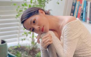 Cuộc sống hạnh phúc của cựu người mẫu Thanh Thảo, bà xã ca sĩ Hoàng Bách