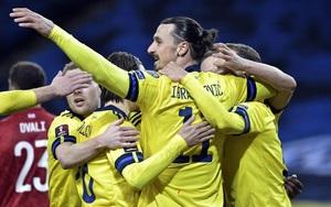 """Đội hình Thụy Điển dự EURO 2020: Mất """"thủ lĩnh"""" vào phút chót"""