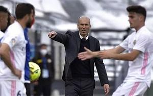 Real Madrid thành cựu vương La Liga, HLV Zidane ra đi hay ở lại?