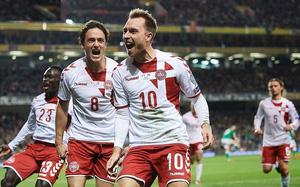"""Đội hình Đan Mạch dự EURO 2020: """"Chú lính chì"""" nuôi mộng bá vương?"""