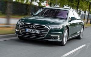 Audi A8L 2021 - dòng sedan đầu bảng giá 7 tỷ đồng