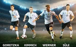 Đội hình Đức dự EURO 2020: Chia tay HLV Low bằng ngôi vô địch?