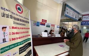 Lâm Đồng: Đổi mới lấy số khám bệnh cho người dân