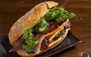 """""""Chảy nước miếng"""" với bánh mì Việt siêu ngon ở New York"""