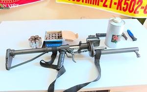 Bắt giữ đối tượng tàng trữ trái phép vũ khí, gây rối tại điểm bầu cử ở Sơn La