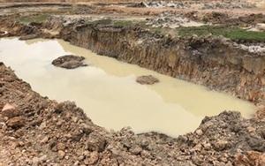 Chủ tịch TT-Huế yêu cầu xử lý tình trạng lợi dụng cải tạo đất để khai thác khoáng sản trái phép