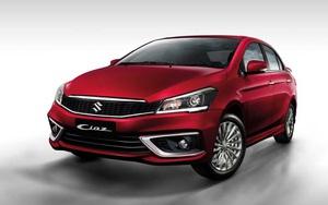 Suzuki Ciaz 2021 ra mắt, giá chỉ từ 384 triệu đồng