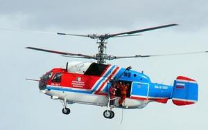 """Chiếc trực thăng """"cô đơn"""" của không quân hải quân Việt Nam"""