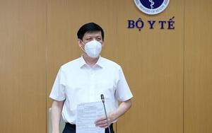 """Bộ trưởng Bộ Y tế: """"Chi viện cho Bắc Giang ở mọi mặt trận!"""""""