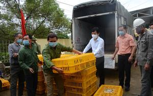 Huyện miền núi nào của tỉnh Quảng Ninh có 104 hộ viết đơn xin thoát nghèo trong 5 năm qua?