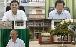 Quảng Ngãi: Thêm 4 Giám đốc Sở nghỉ việc chờ hưu, có 6 sở khuyết người đứng đầu