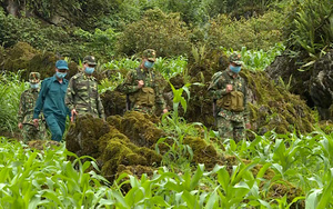 Video: Quản Bạ siết chặt tuyến biên giới để phòng chống dịch Covid-19