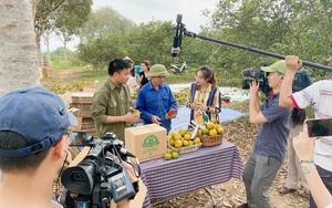 Gặp gỡ Giám đốc đứng livestream bán nông sản, năng suất ngạc nhiên
