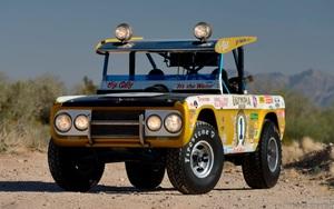 Huyền thoại xe đua Bronco cổ điển đấu giá lên con số kinh ngạc