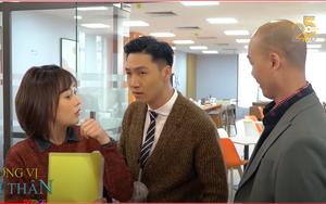 """Phim hot Hương vị tình thân tập 27: Long ghen vì Nam """"tình tứ"""" với trai lạ"""