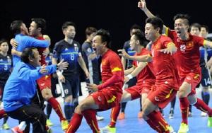 4 khoảnh khắc lịch sử của futsal Việt Nam: Hiên ngang 2 lần dự World Cup