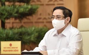 Thủ tướng Phạm Minh Chính triệu tập họp trực tuyến khẩn với Bắc Giang, Bắc Ninh trước số Covid-19 liên tục tăng cao