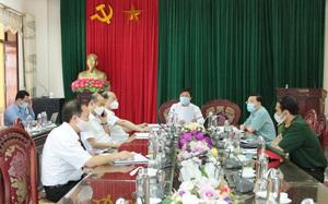 Thái Nguyên: Thêm 1 ca Covid-19 mới, làm việc tại KCN Khắc Niệm