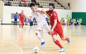 Tuyển thủ futsal Việt Nam Nguyễn Thành Tín: Từ đá phủi đến World Cup