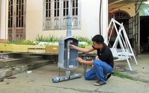 Bà Rịa-Vũng Tàu: Những nông dân sáng chế, sáng kiến khiến việc nhà nông bỗng nhẹ nhàng, tiện lợi