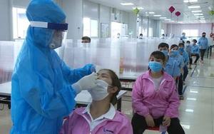 Thái Nguyên: Phong tỏa 3 công ty, hơn 3.000 công nhân lấy mẫu xét nghiệm