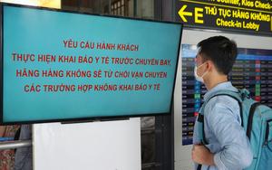 Tạm dừng nhập cảnh hành khách tại sân bay Tân Sơn Nhất