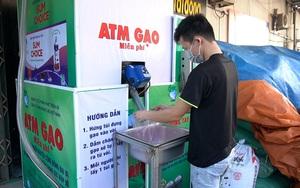 Dịch Covid -19: Cây ATM gạo đến với người nghèo và công nhân ở Bắc Giang