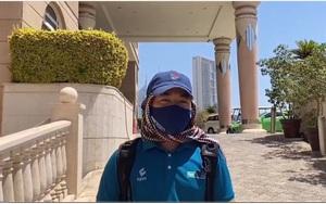 Phóng viên Việt Nam chia sẻ những rủi ro khi tác nghiệp thông tin của ĐT Việt Nam tại UAE