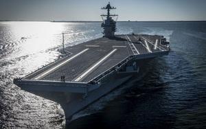 5 lớp tàu sân bay lớn nhất thế giới: Nga-Trung nhìn Mỹ phát thèm