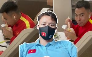 """Quế Ngọc Hải chỉ ra đồng đội """"tham ăn"""" nhất ĐT Việt Nam"""