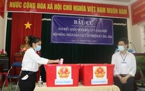 Bình Dương công bố 72 đại biểu trúng cử HĐND tỉnh