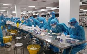 Gần 24.000 sinh viên ngành y, dược xung phong đến Bắc Giang, Bắc Ninh chống dịch Covid-19