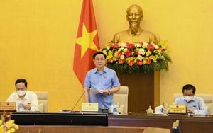 Chủ tịch Quốc hội Vương Đình Huệ đề nghị đánh giá khái quát kết quả bầu cử