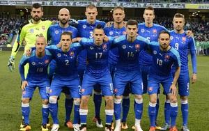 """Đội hình Slovakia dự EURO 2020: Thành công với """"vũ khí tinh thần""""?"""
