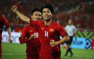 """Ngôi sao được AFC đánh giá cao nhất ở ĐT Việt Nam: Công Phượng """"về nhì"""""""
