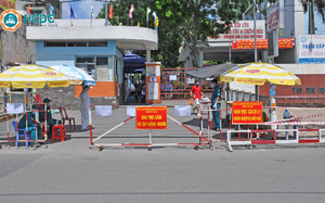 TP.HCM: Phong tỏa Bệnh viện quận Tân Phú do có ca nghi mắc Covid-19 liên quan đến Hội thánh truyền giáo Phục Hưng