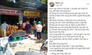 Thực hư chuyện vải thiều Bắc Giang bị ép giá xuống 2.000 đồng/kg