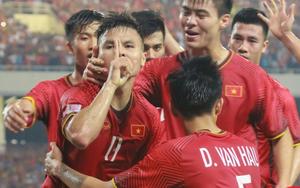 """Bảng xếp hạng FIFA: ĐT Việt Nam tiếp tục cho Thái Lan """"hít khói"""""""