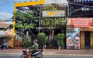 ẢNH: Nhiều hàng quán tại TP.HCM đóng cửa, không một bóng người để phòng dịch Covid-19